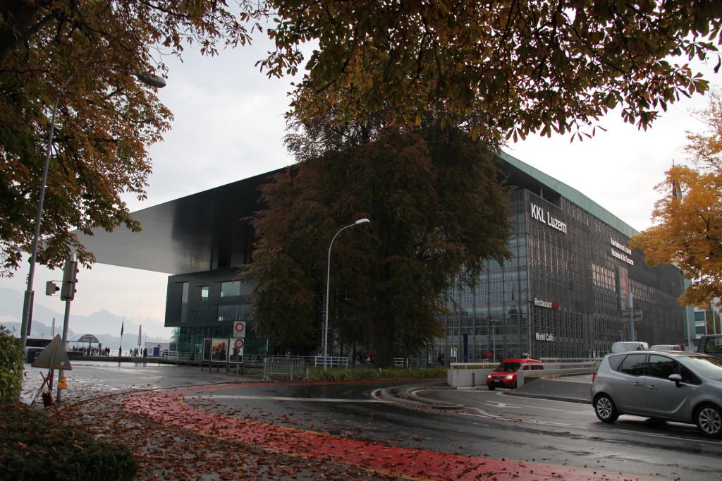 Luzern - Kultur- und Kongresszentrum