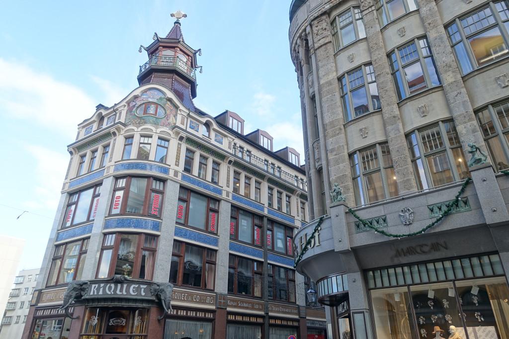 Riquet-Haus - 1908/09 gebaut