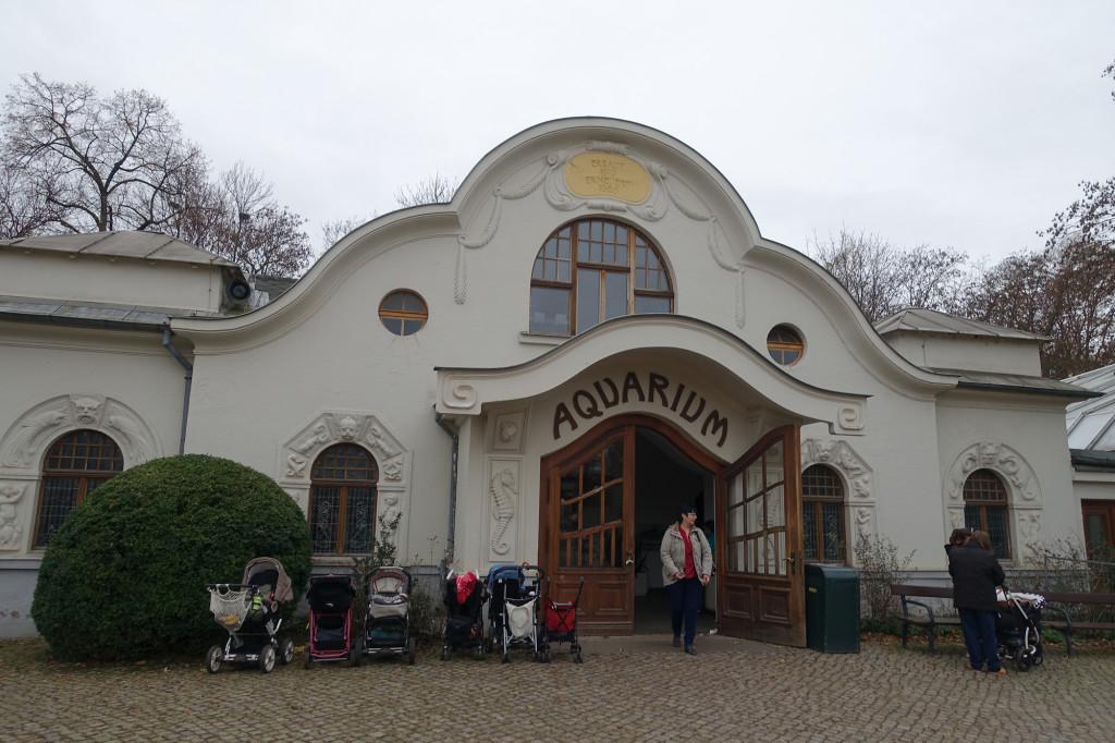 Zoo Leipzig - Aquarium