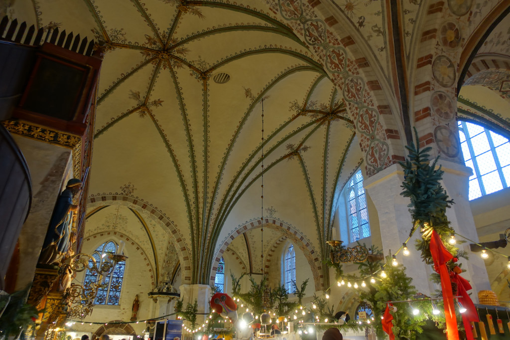 Kunsthandwerkermarkt im Heiligen-Geist-Spital