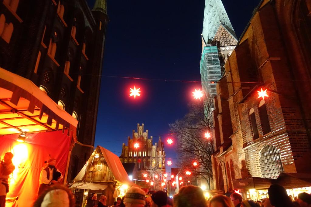 Mittelalter-Weihnachtsmarkt am Marienkirchhof