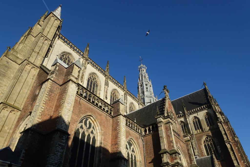 "Haarlem - ""Große Kirche"""