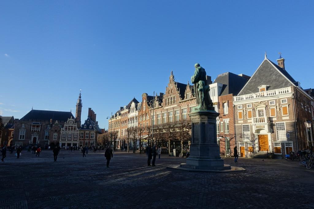 Haarlem - Großer Markt
