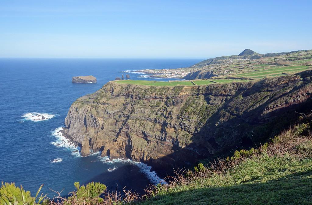 Blick von der Ponta do Escalvado