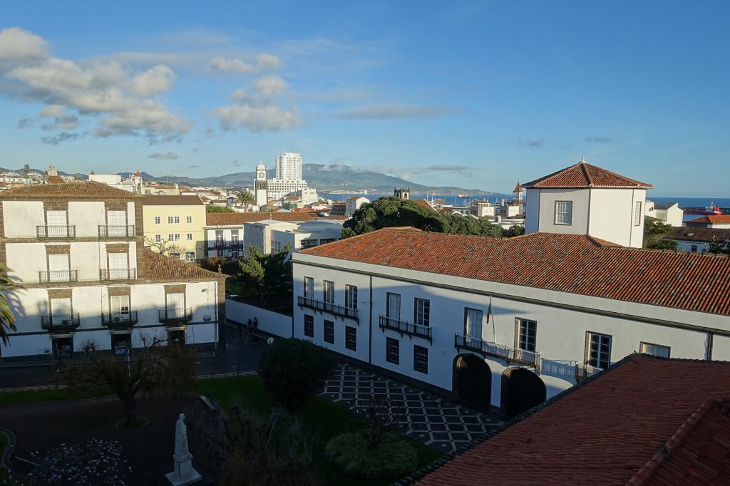 Hotel Talisman - Blick vom Dach