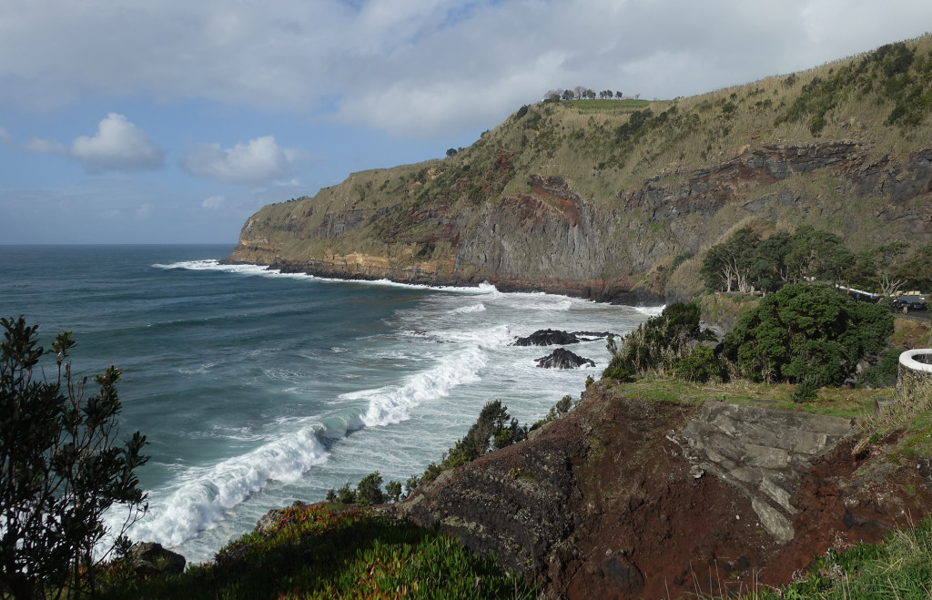 DSC06431 Azoren 2017 - Ausflug Südküste - Caloura