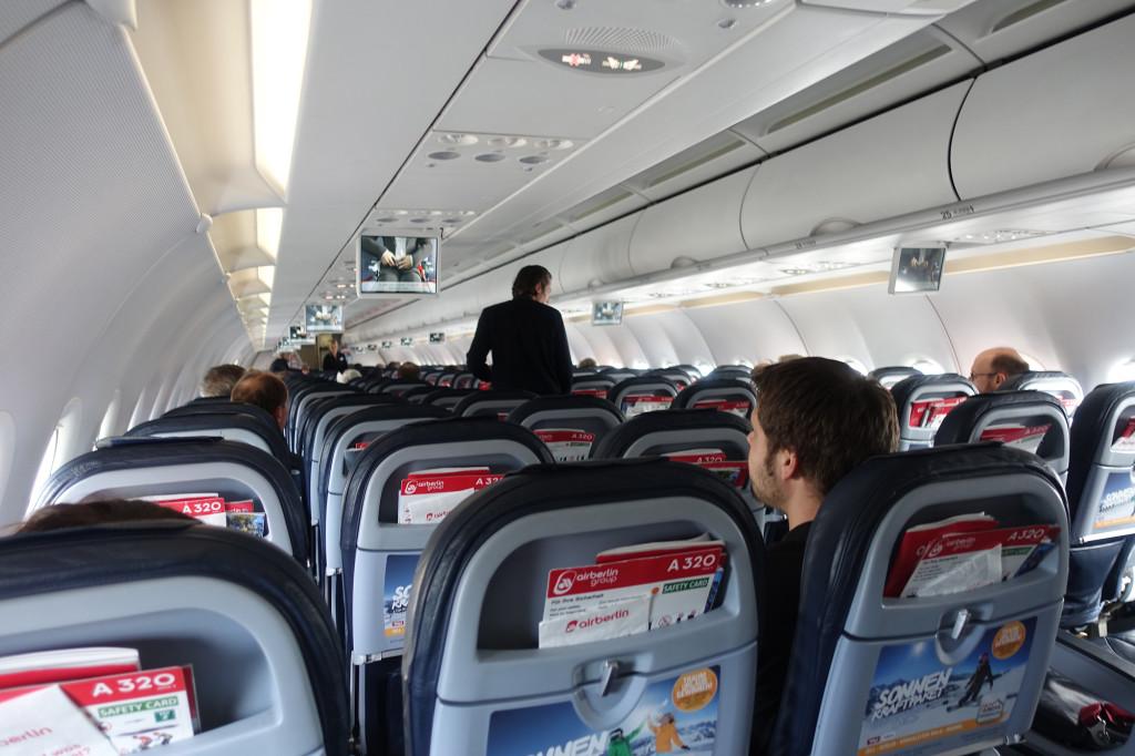 DSC06941 Azoren 2017 - Air Berlin Ponta Delgada - Düsseldorf