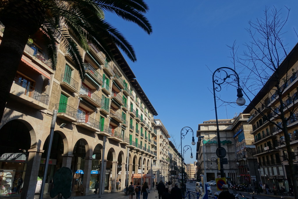 Avenida Jaume III