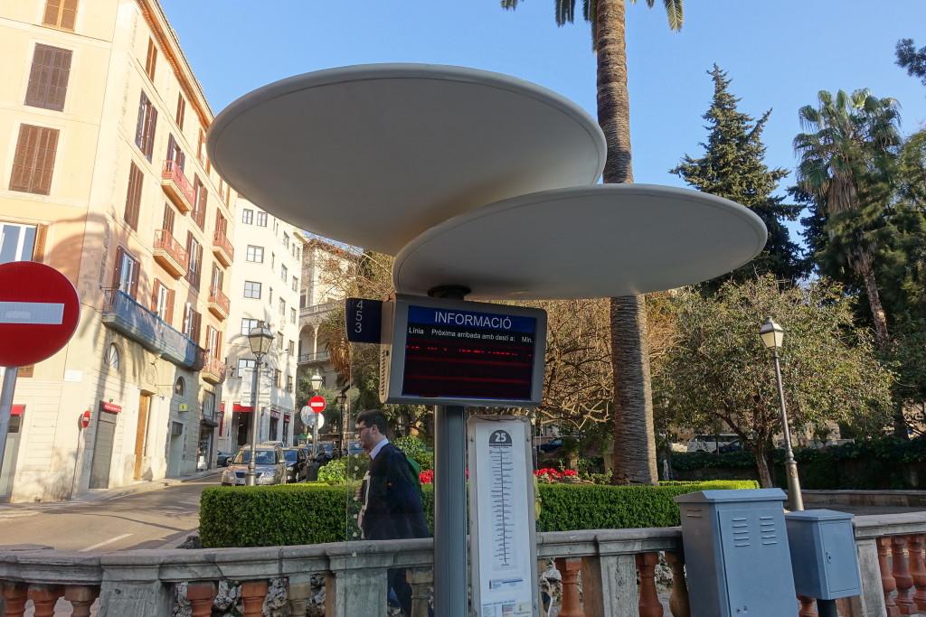 Bushaltestelle - function follows form