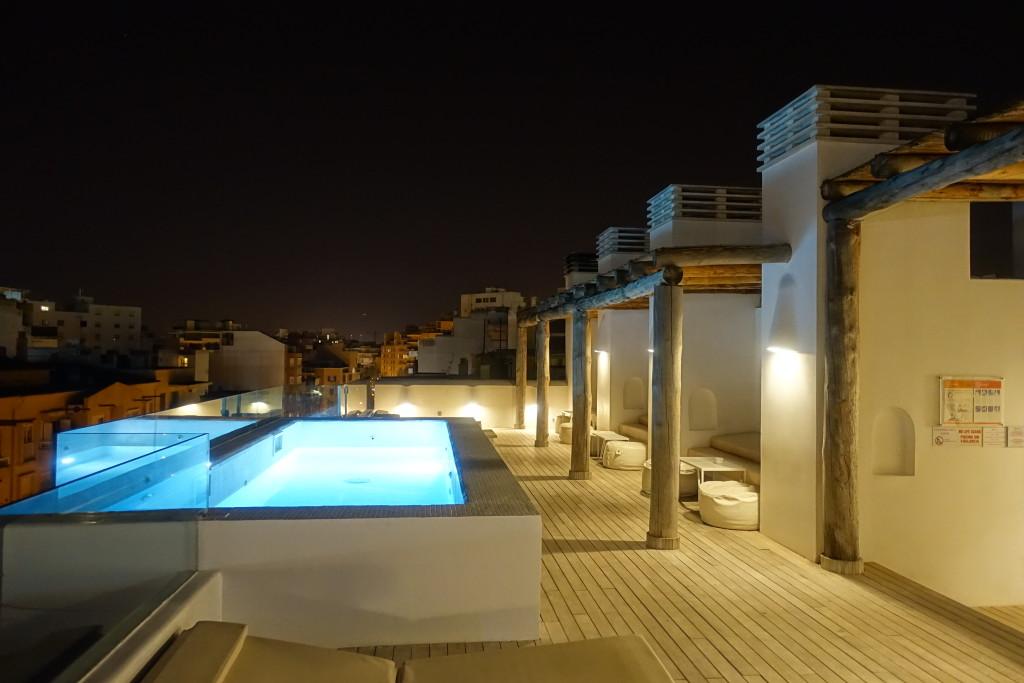 Hotel HM Balanguera - Dachterrasse