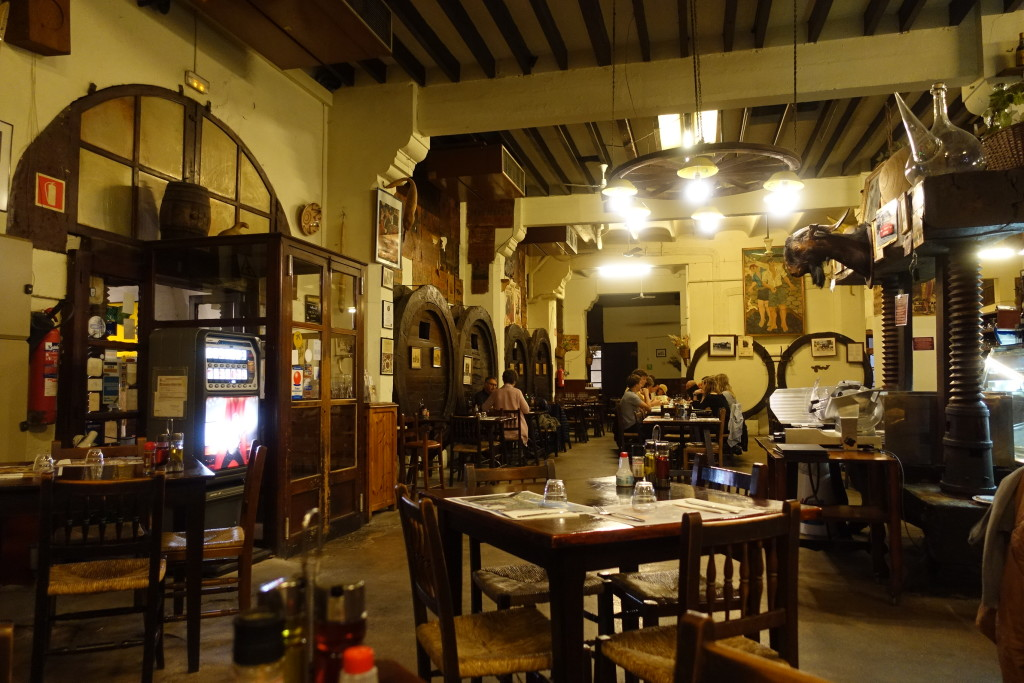Restaurant Celler Sa Premsa