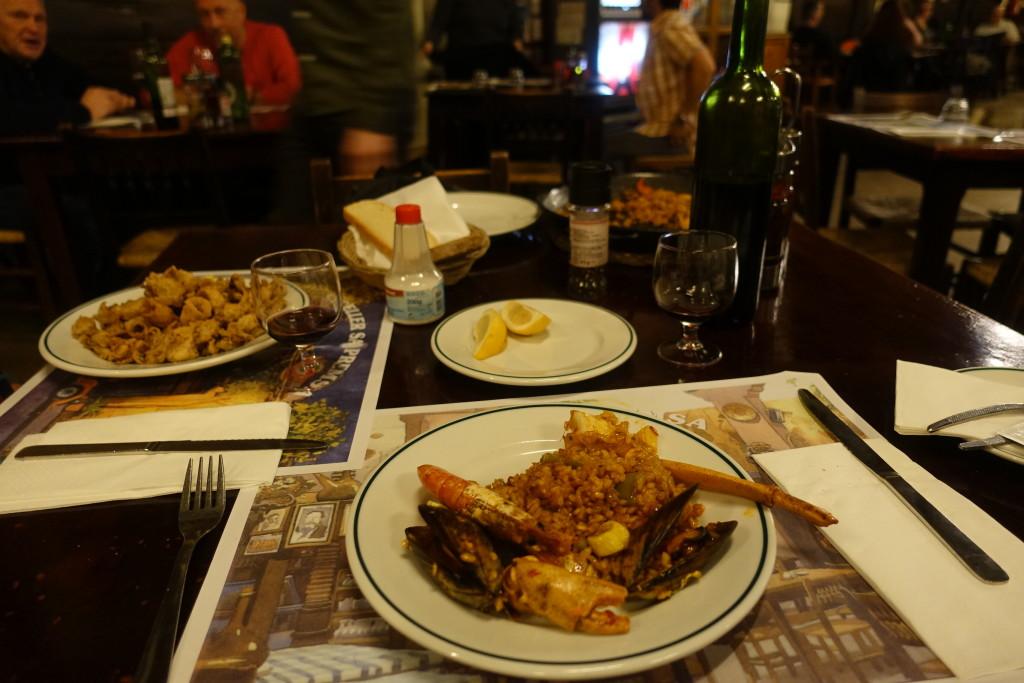 Restaurant Celler Sa Premsa - Paella Nr. 2