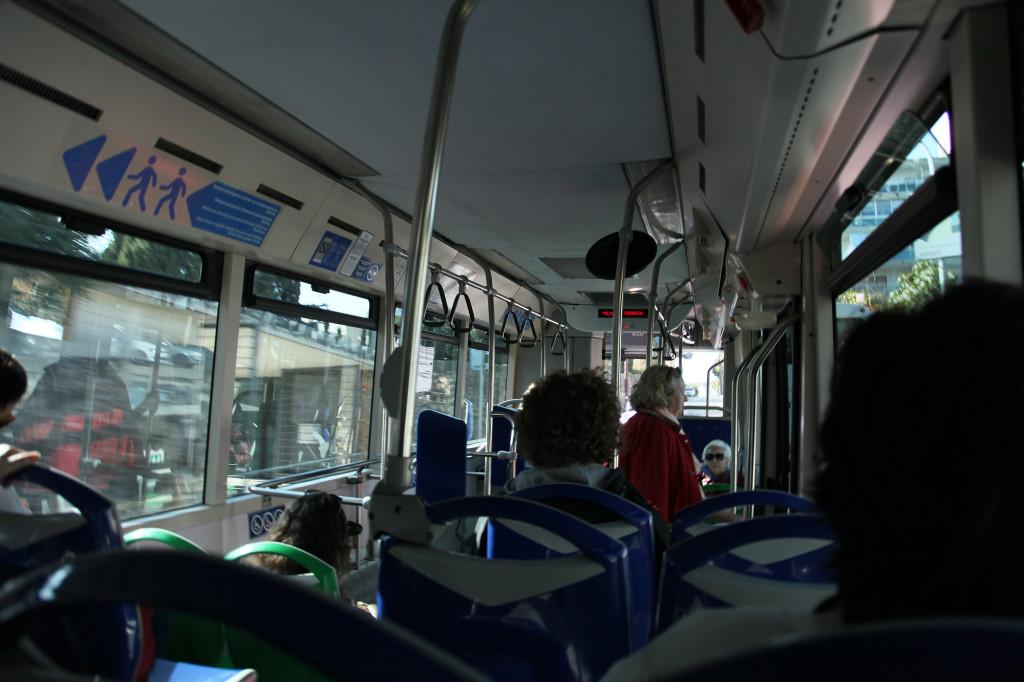 Bus Nr. 46 nach Palma