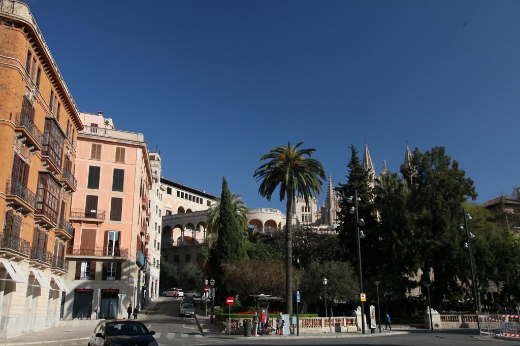 Museu Palau March und Kathedrale La Seu