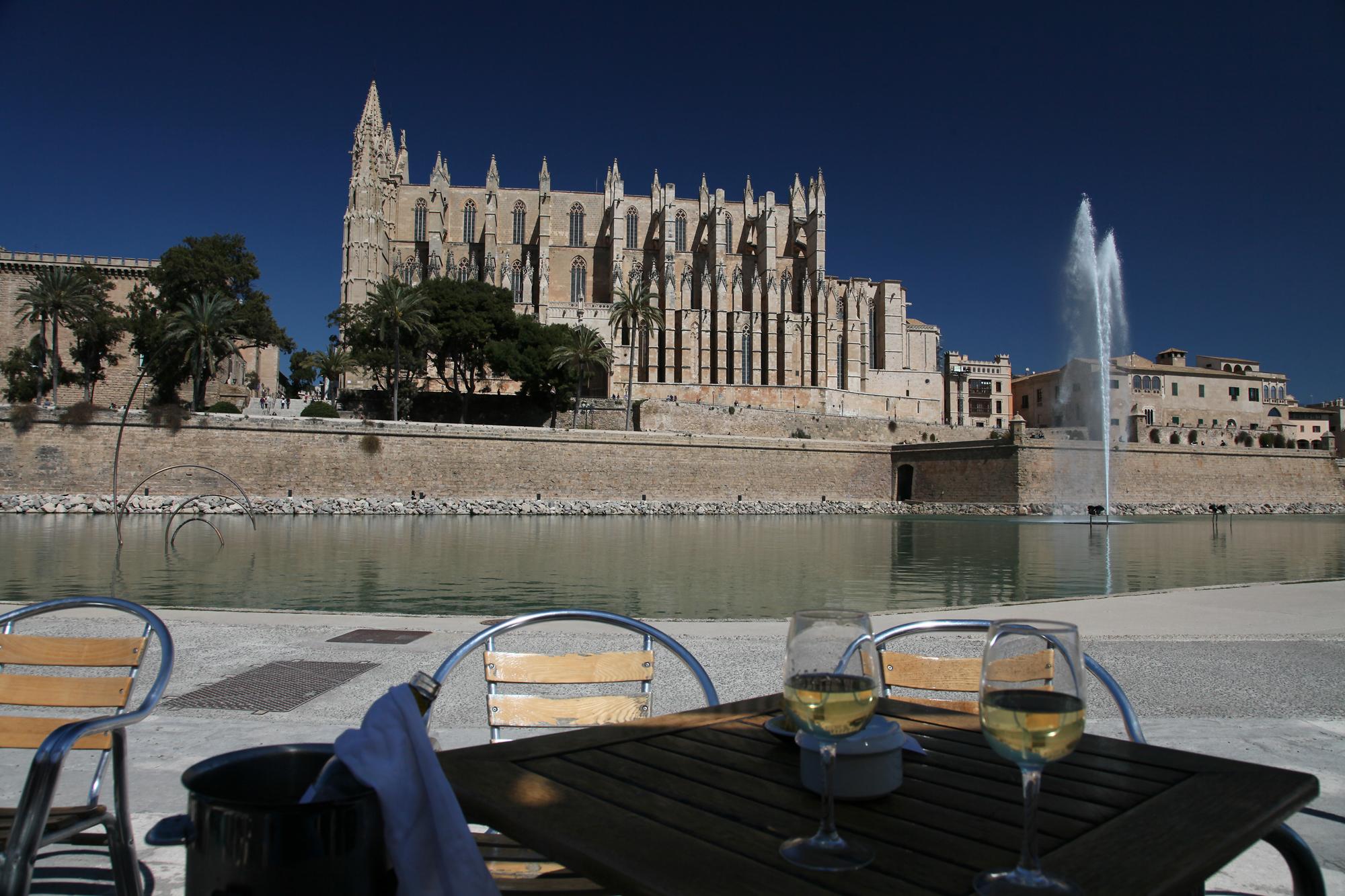 Palma de Mallorca - 14.03.-21.03.2017