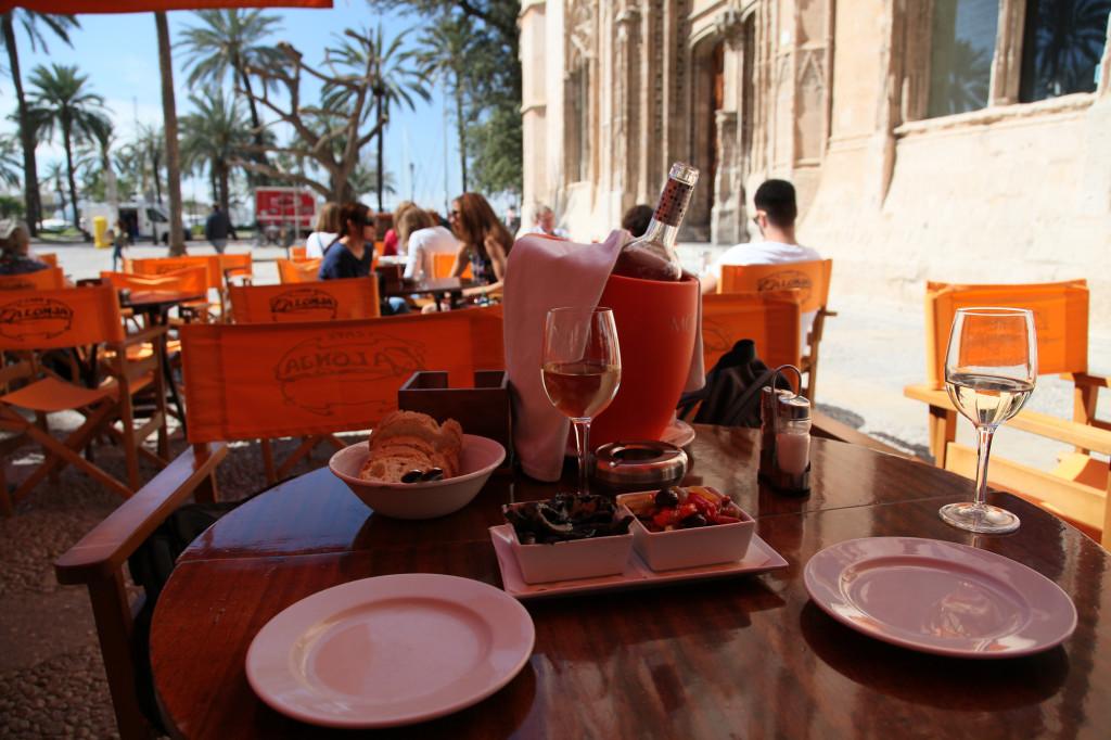 IMG_5849 Mallorca - Palma - Restaurant