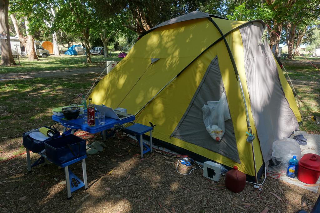 DSC08824 Korsika 17 - Calvi - Camping d' Olzo