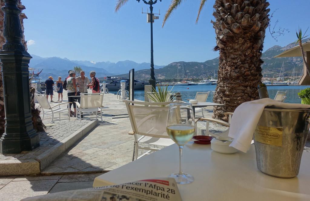 DSC09038 Korsika 17 - Calvi - Restaurant