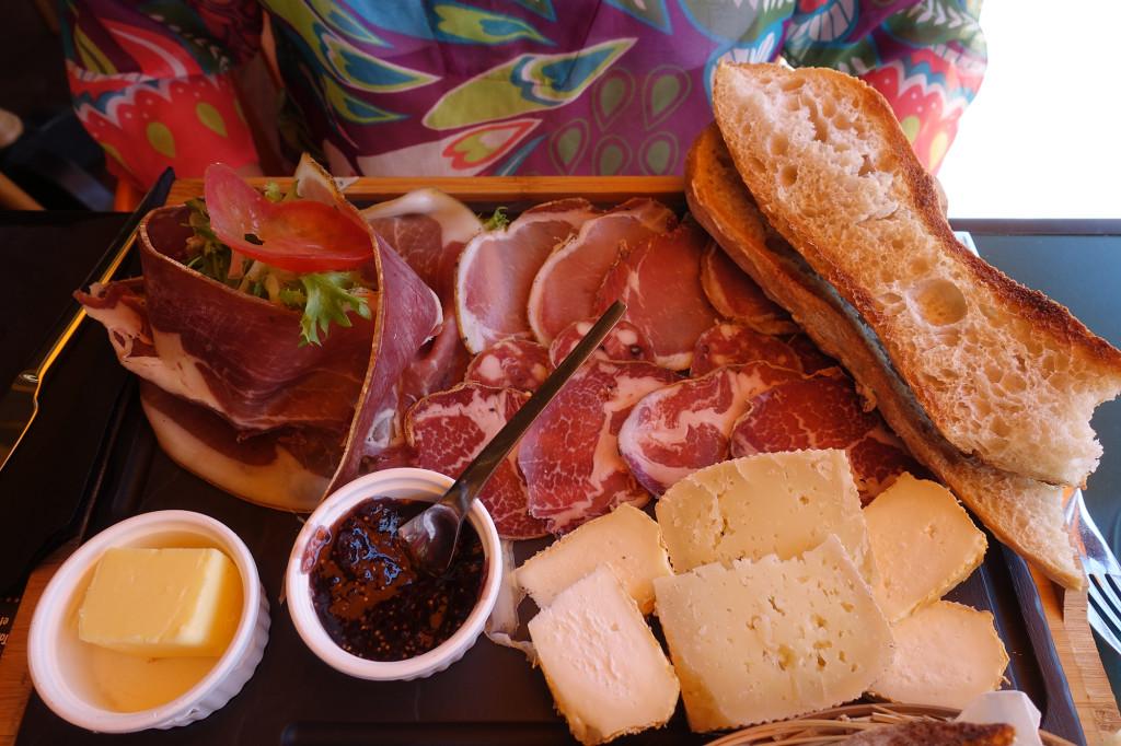 DSC09835 Korsika 17 - Bastia - Restaurant