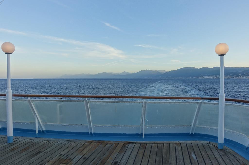 DSC09970 Korsika 17 - Rückfahrt Bastia - Savona auf Sardinia Regina