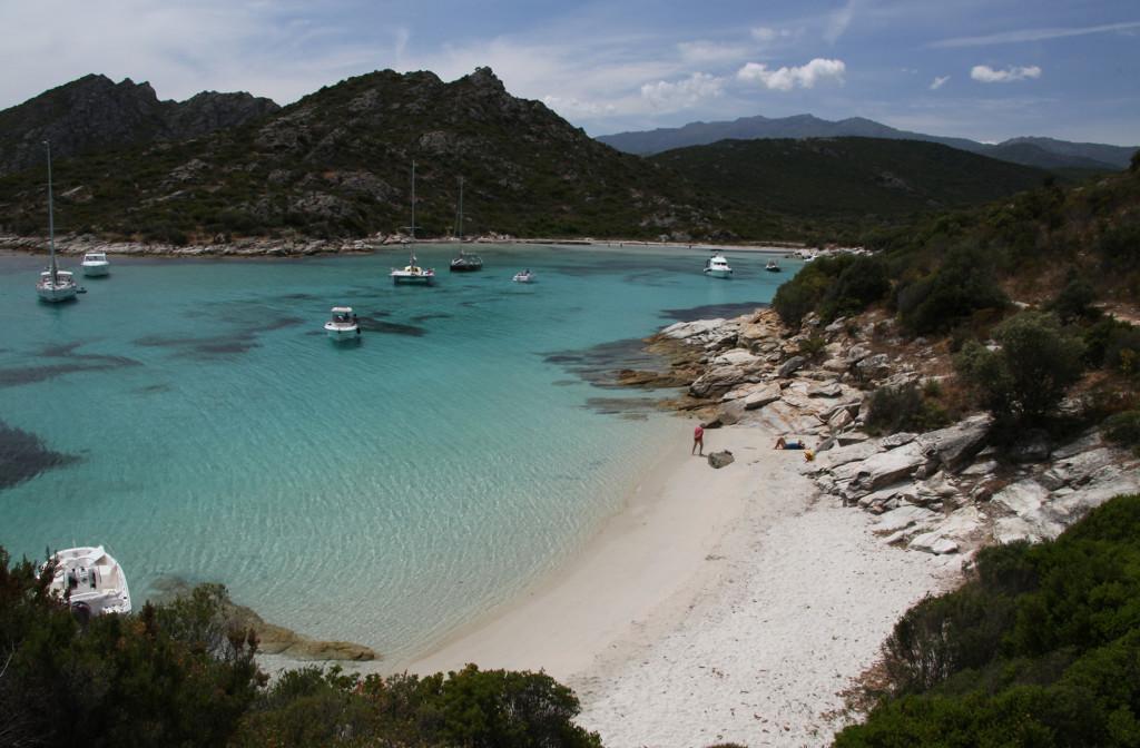 IMG_6520 Korsika 17 - Wanderung Plage de Lotu nach St. Florent - Wasser