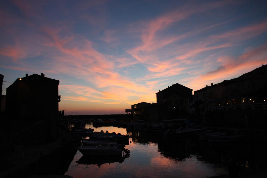 IMG_6913 Korsika 17 - Umrundung Cap Corse - Centuri Port - Sonne