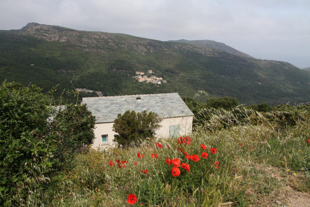 Unterwegs von der West- an die Ostküste des Cap Corse
