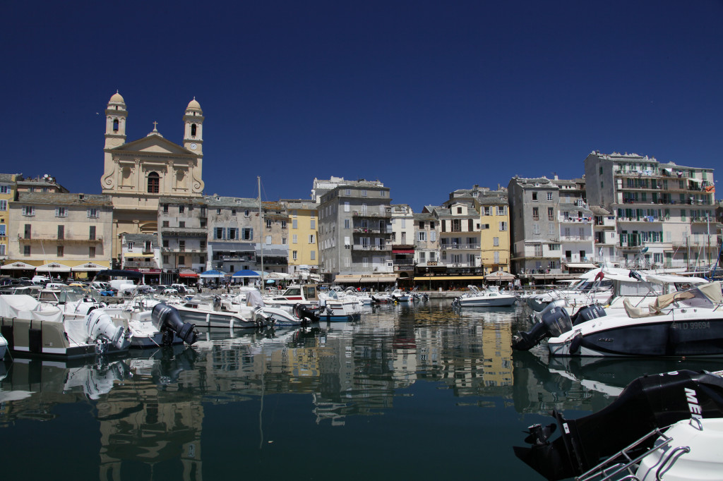 Bastia - Vieux Port