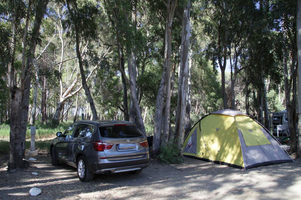 """Campingplatz """"La Pinède"""""""