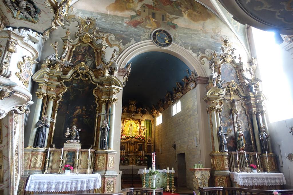 Kloster Reutberg - Kirche