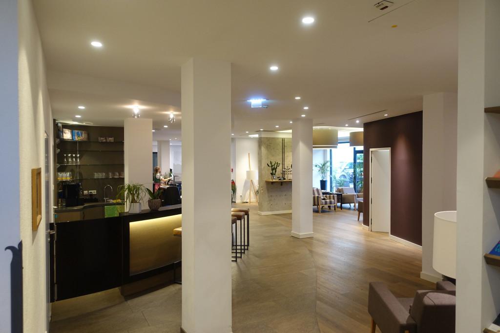"""Hotel """"Bayerischer Hof"""" - Lobby"""
