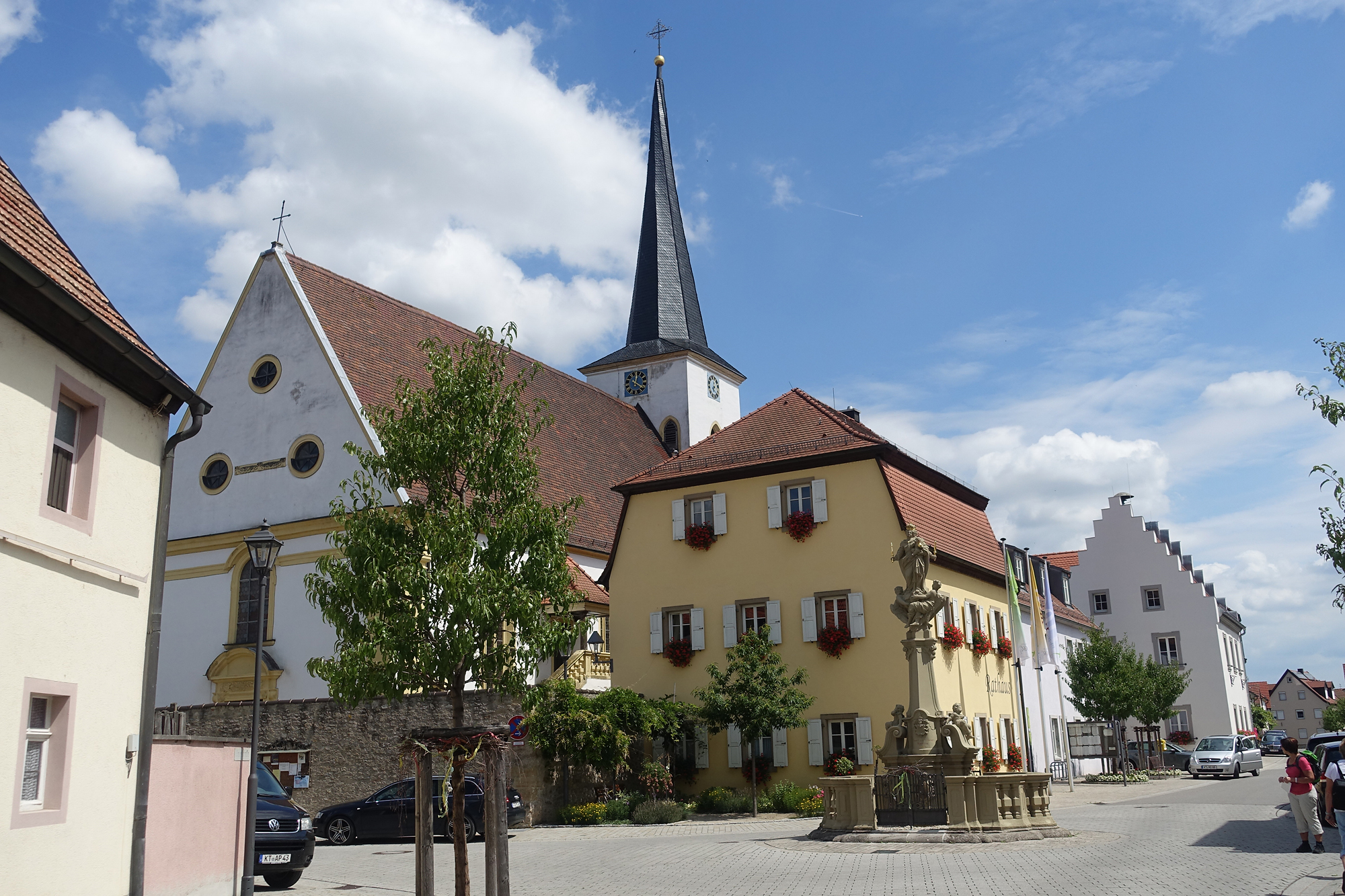 Sommerach / Würzburg – 15.-18.07.2017 | Jürgens Reisen