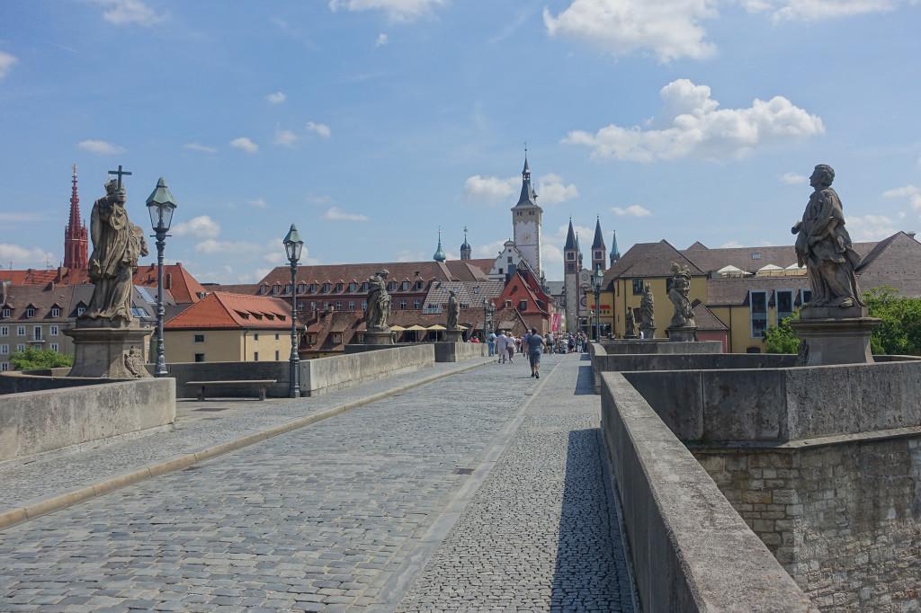 Würzburg - Alte Mainbrücke