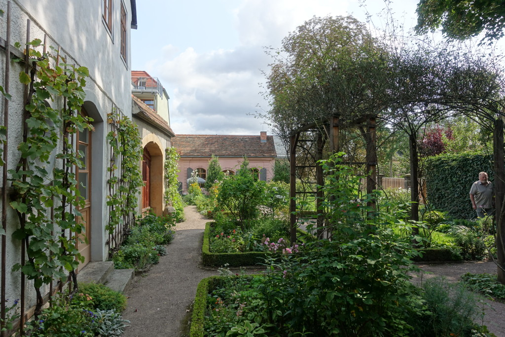 Kirms-Krackow-Haus - Garten