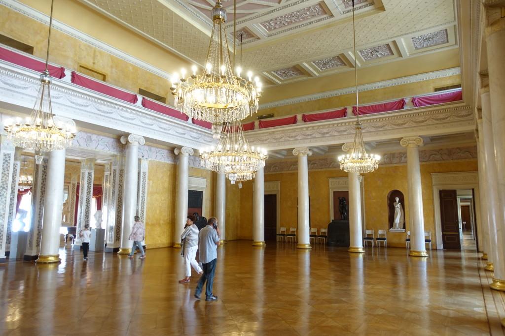 Weimar - Schlossmuseum - Festsaal