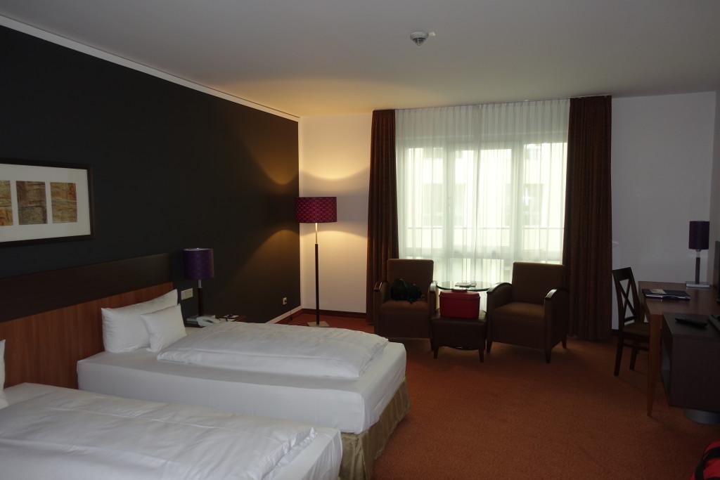 Dorint-Hotel - unser Zimmer