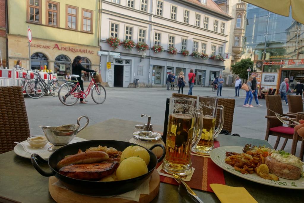 DSC03066 Erfurt 2017 - Restaurant