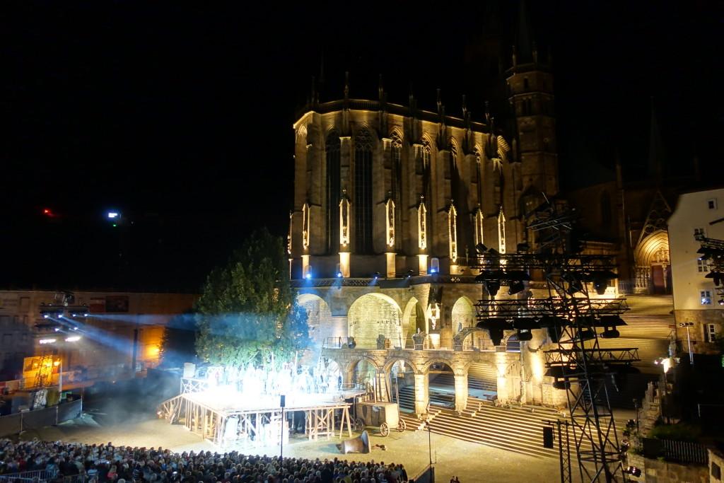 "DomStufen-Festspiele - ""Der Troubadour"""