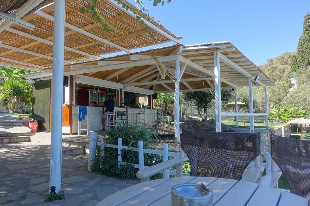Tsamadou-Strand - Taverne