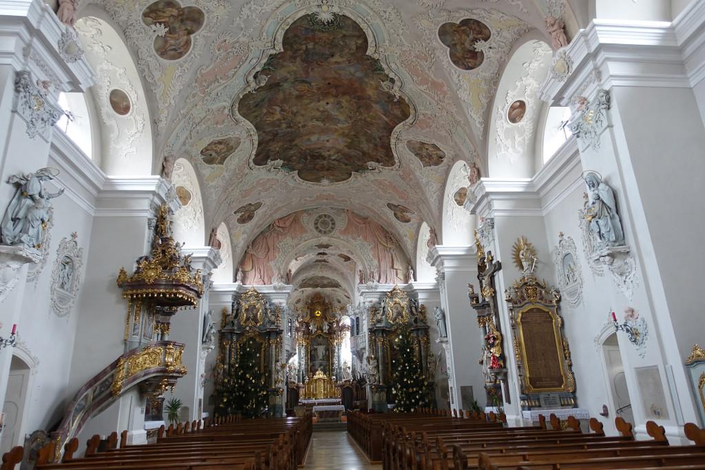 Cham - Stadtpfarrkirche St. Jakob