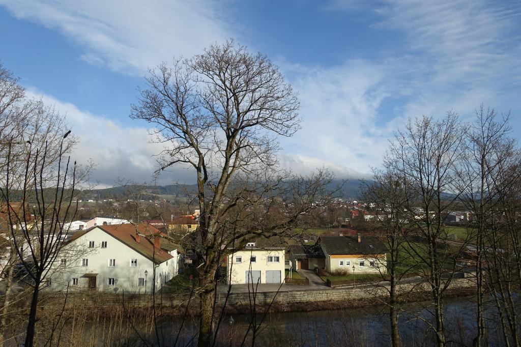 """Bad Kötzting - Blick über den """"Weißen Regen"""""""