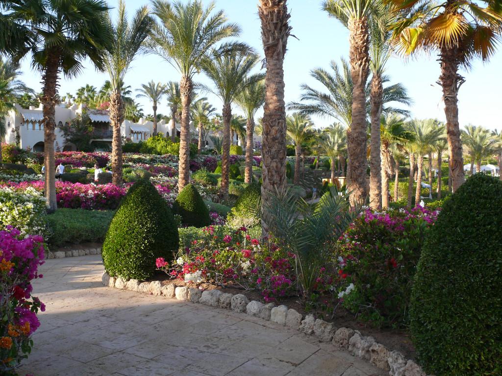 P1140164 2010 04 Four Seasons - Sharm el Sheik - Tagsüber