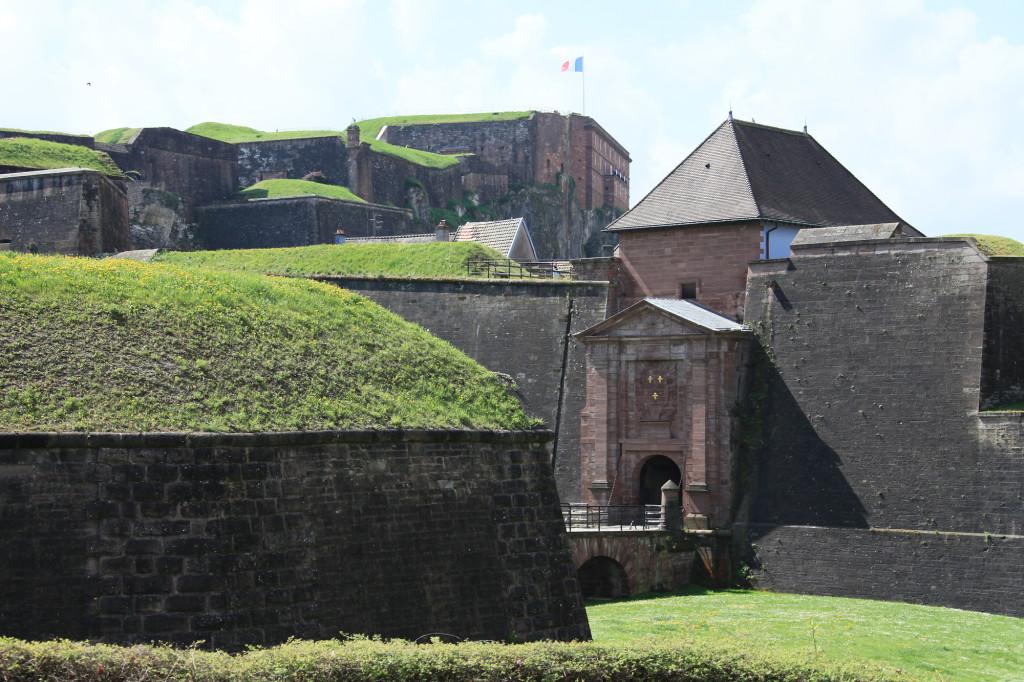 Belfort - Porte de Brisach