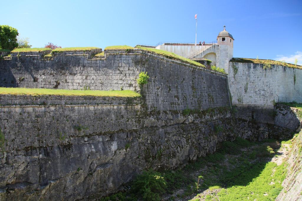 Besançon - Zitadelle