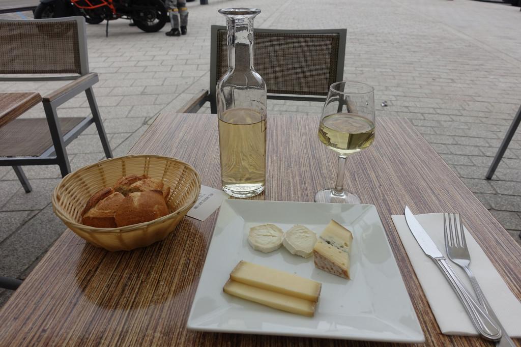 Pontarlier - im Käse-Paradies