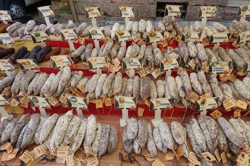 Tournus - Markt