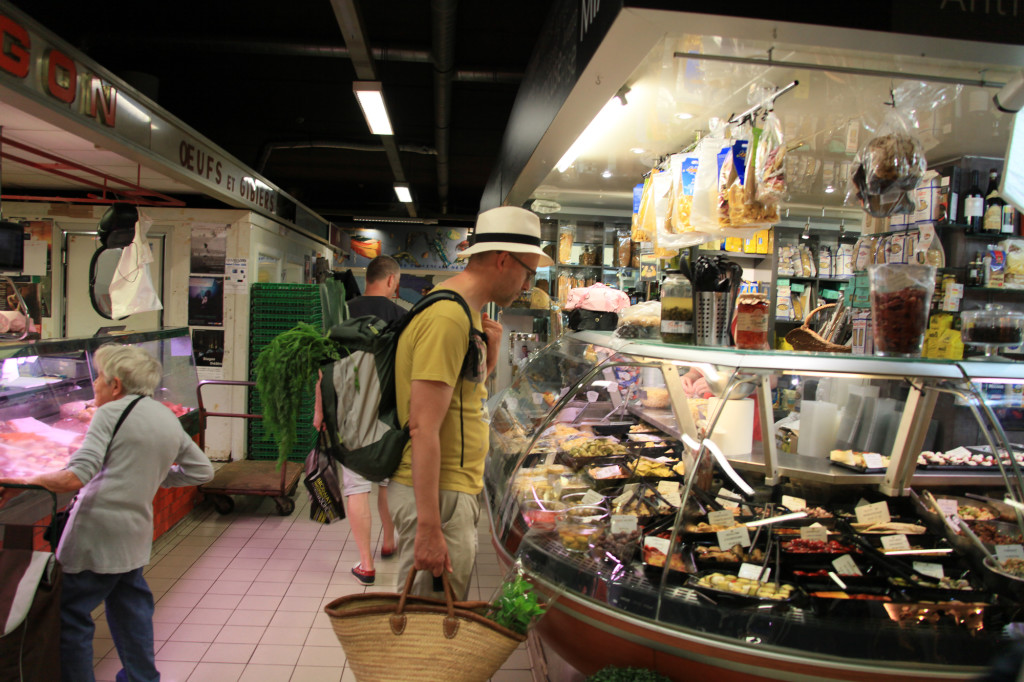 Avignon - Markthalle