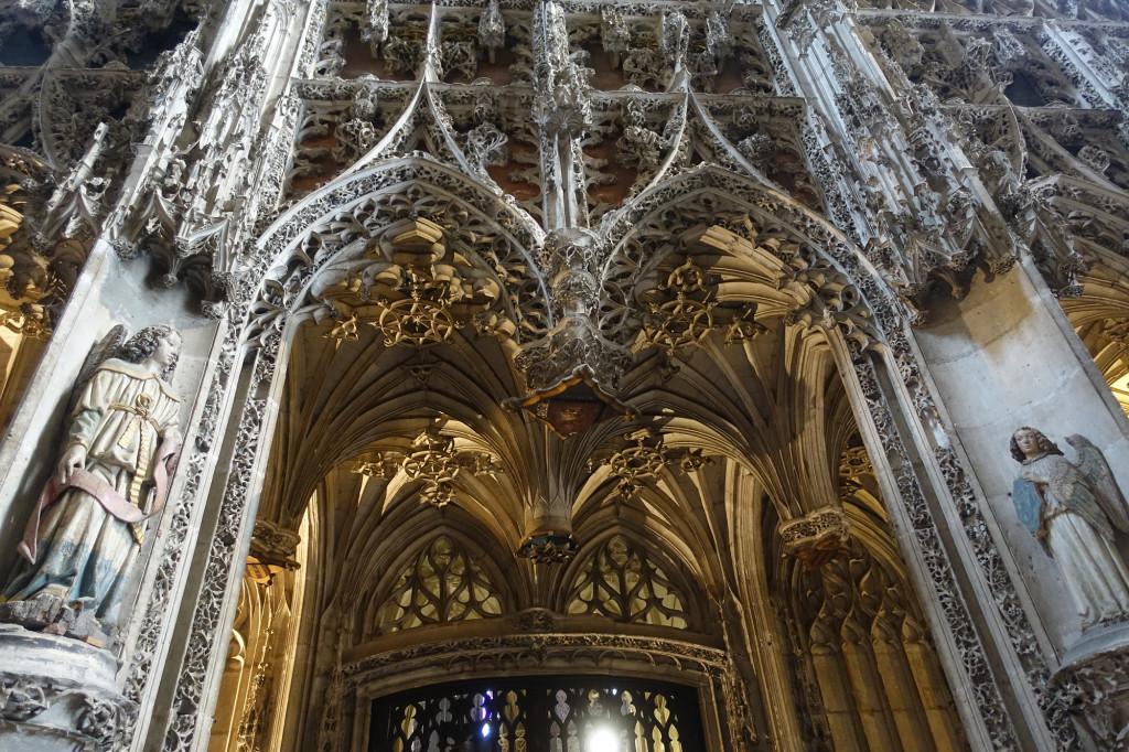 Albi - Kathedrale Sainte-Cécile - Eingang