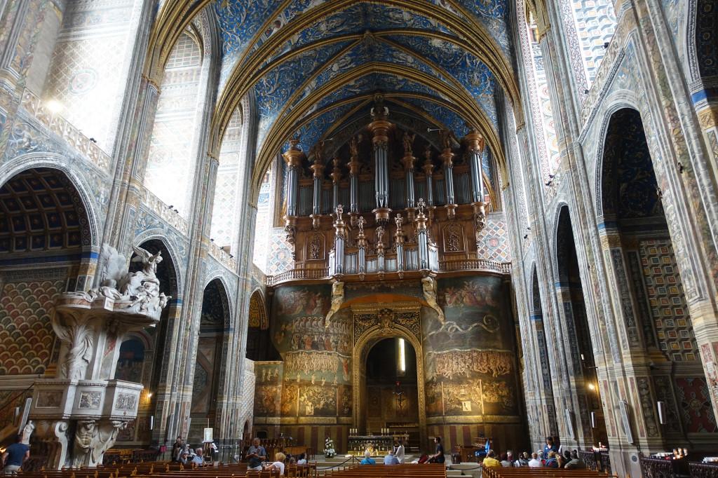 Albi - Kathedrale Sainte-Cécile