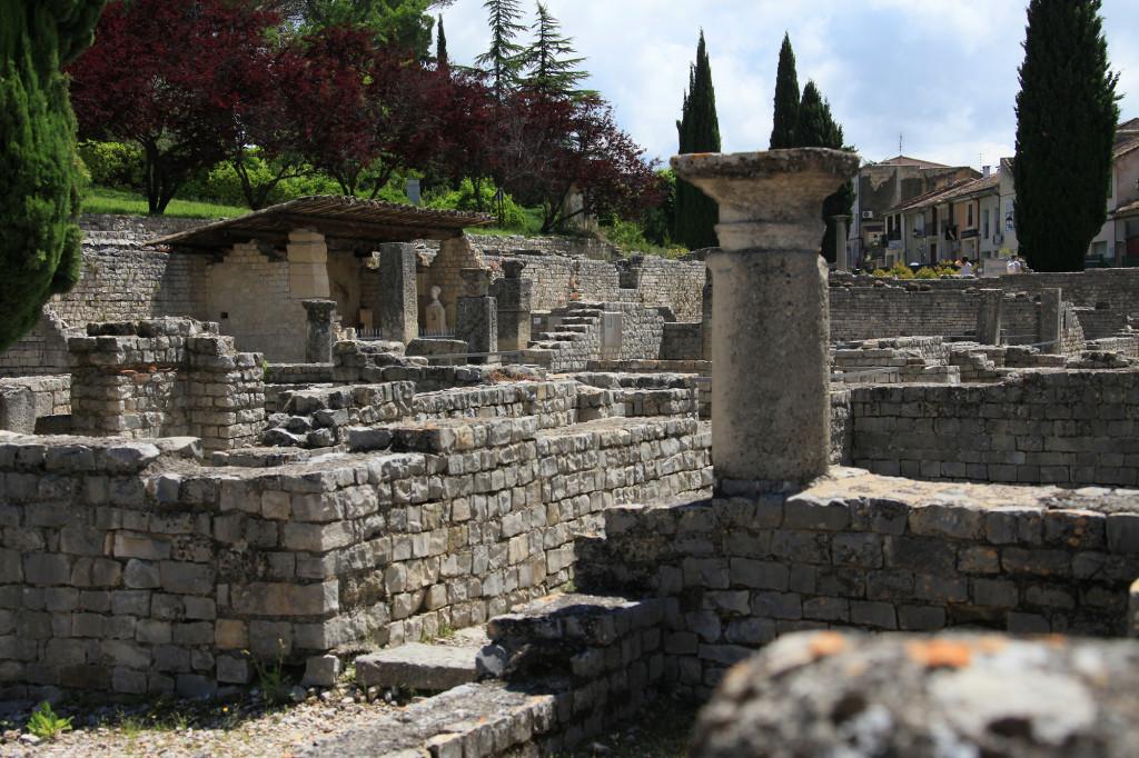 Vaison-la-Romaine - Römisches Viertel Puymin